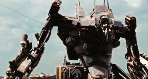 Oi, eu tô procurando meu primo, ED-209. Ele passou por aqui?