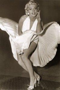 Norma Jean. Pirigueti ancestral em ação.