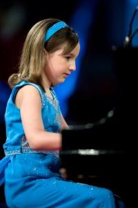 Emily Bear, prova de que talento independe de idade.